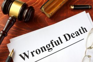 Wrongful Death Document Title