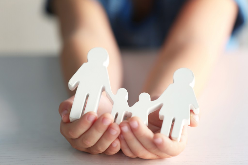 Family figurine